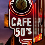 neon Cafe 50
